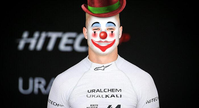 Do wszystkich myślących, że Mazepin wyleci z F1: puknijcie się w głowę