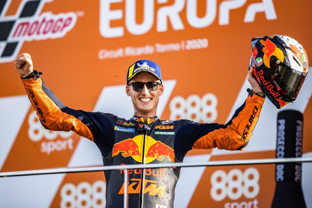Pol Espargaro docenia wsparcie ekipy KTM do końca ich współpracy