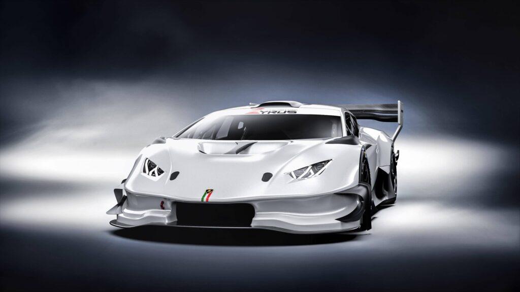 Zyrus LP1200 Strada najbardziej szaloną wersją Lamborghini Huracana