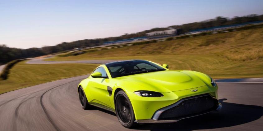 Powstanie 10 nowych wersji modeli Astona Martina do 2023 roku