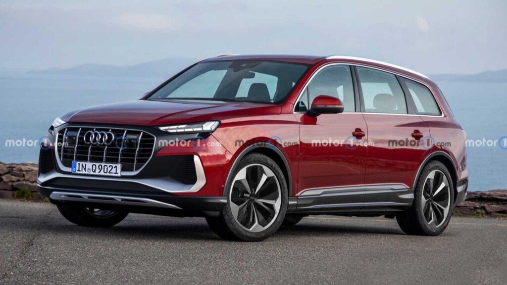 Audi Q9 – nowy SUV ma się pojawić w 2022 roku, aby walczyć z BMW X7