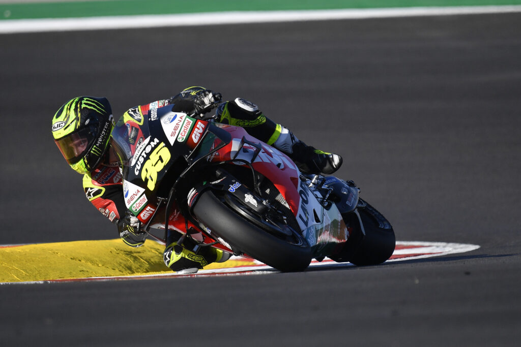 Crutchlow: Niespodziewani zwycięzcy będą codziennością w MotoGP