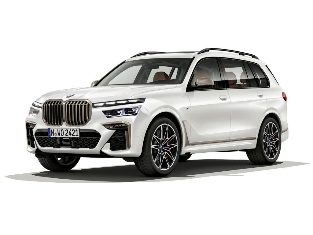 BMW X7 2022 – czy zbliżający się facelifting to dobra zmiana?