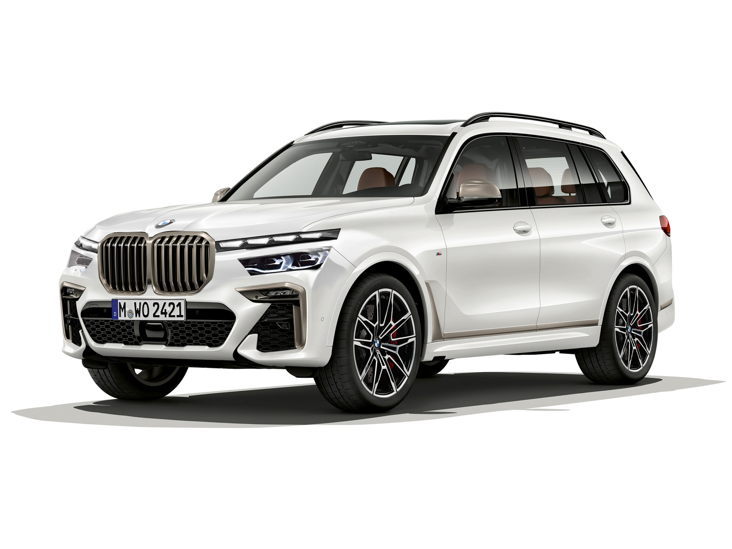BMW X7 2022