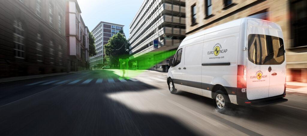 Euro NCAP od 2021 roku będzie oceniać bezpieczeństwo samochodów dostawczych