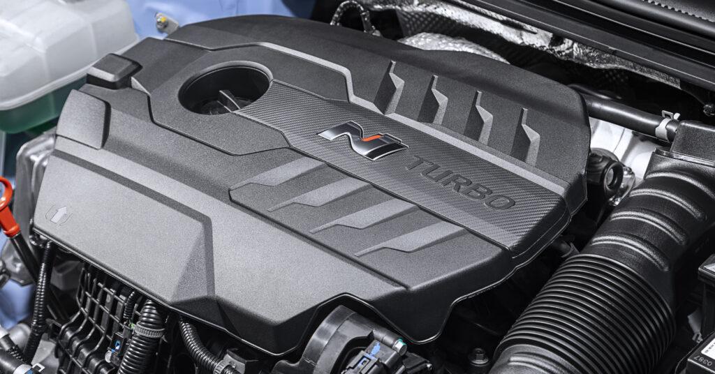Hyundai pracuje nad nowym silnikiem 2.3 R4 dla modeli z rodziny N