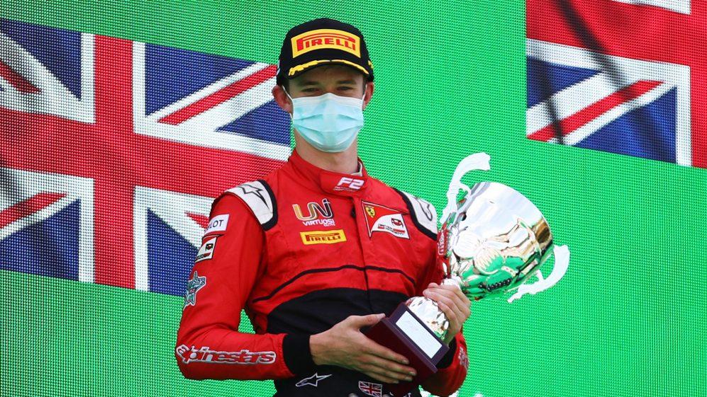 Callum Ilott kierowcą testowym Scuderii Ferrari na sezon 2021