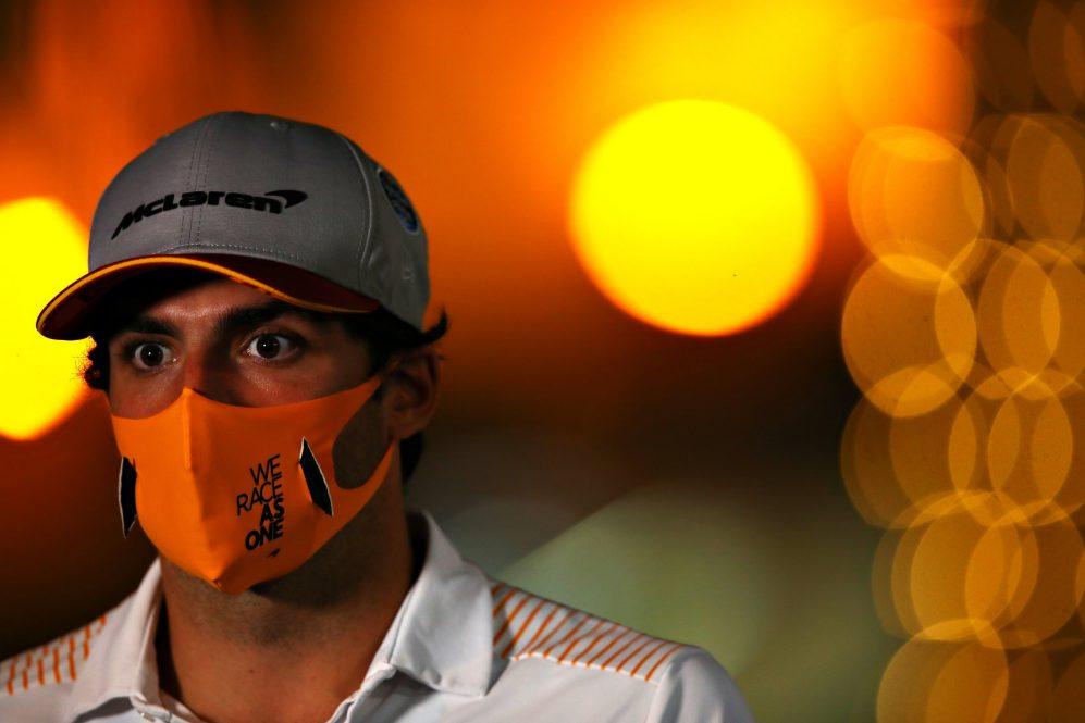 """Seidl: """"Przez SC Carlos Sainz stracił szansę na podium"""""""