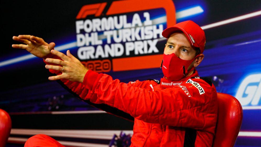"""Vettel o incydencie z Leclerciem: """"Nie ma co dalej o tym dyskutować"""""""