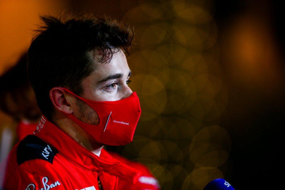 Leclerc zawiedziony swoimi ostatnimi kwalifikacjami sezonu 2020