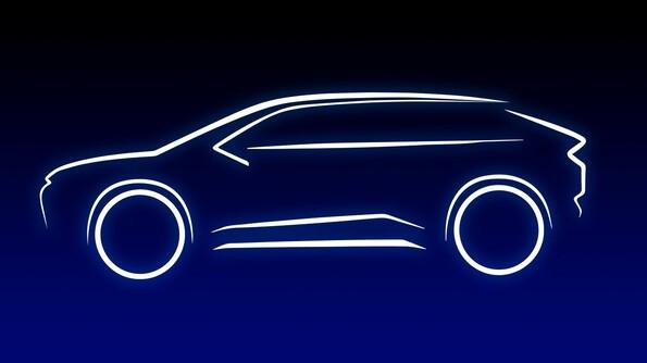Toyota zaprezentuje SUV-a na nowej platformie e-TNGA