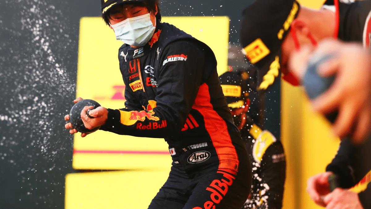 Yuki Tsunoda