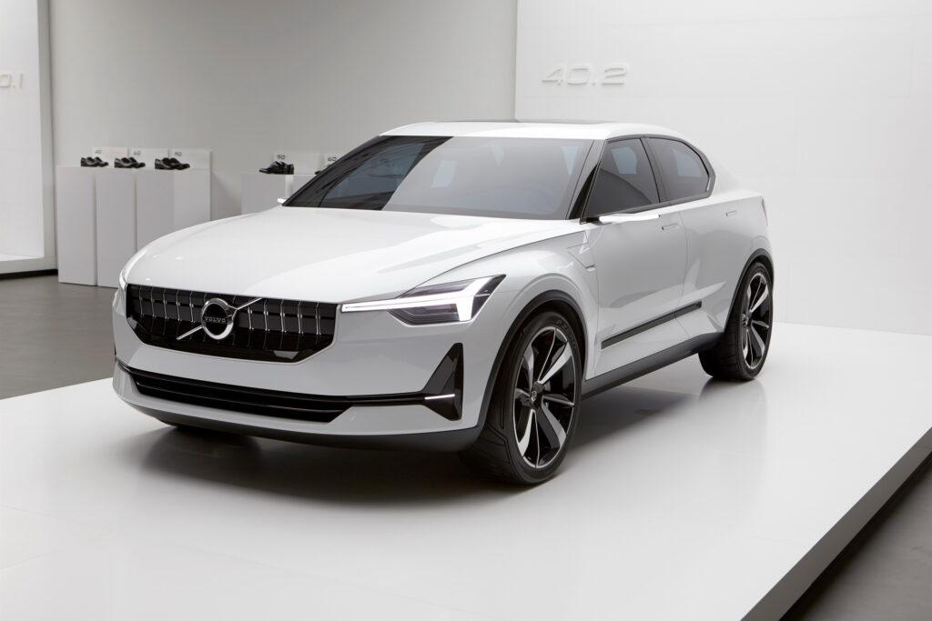 Volvo zaprezentuje kolejne auto elektryczne już 2 marca