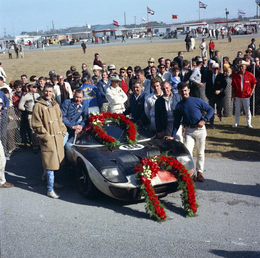 Le Mans '66 a historia – analiza filmowego wyścigu Daytona 24h