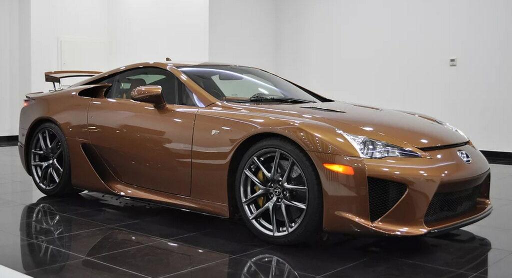Nowy Lexus LFA może być Twój za jedyne dwa i pół miliona złotych – są chętni?
