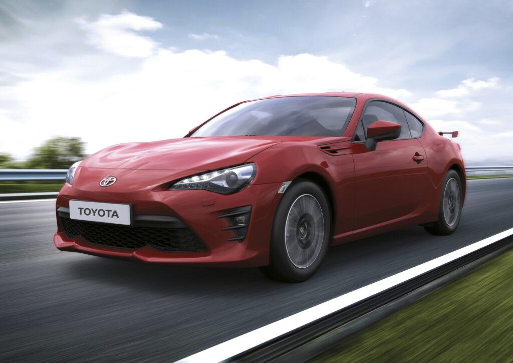 Analiza patentowa – nowa Toyota GT86 czy pakiet aero do Subaru BRZ?