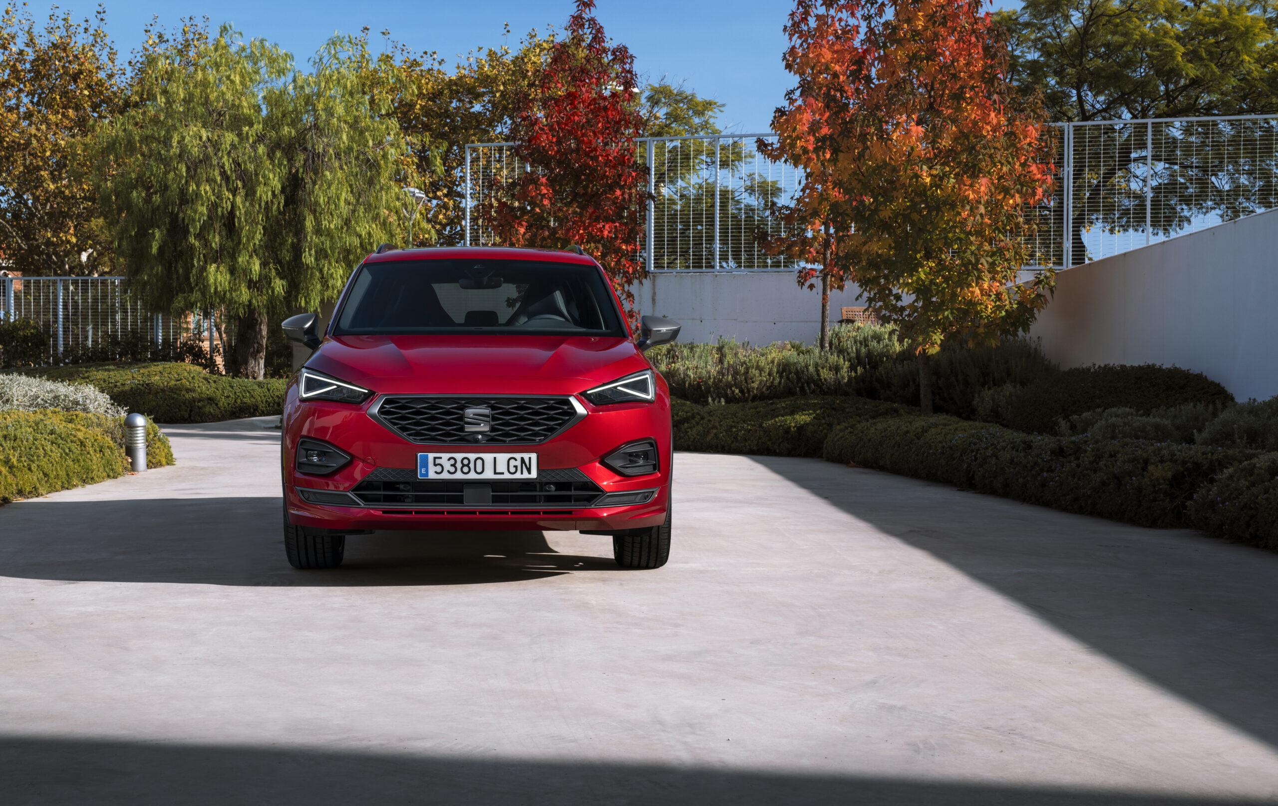 SEAT Tarraco 2.0 TSI 245KM DSG 4Drive