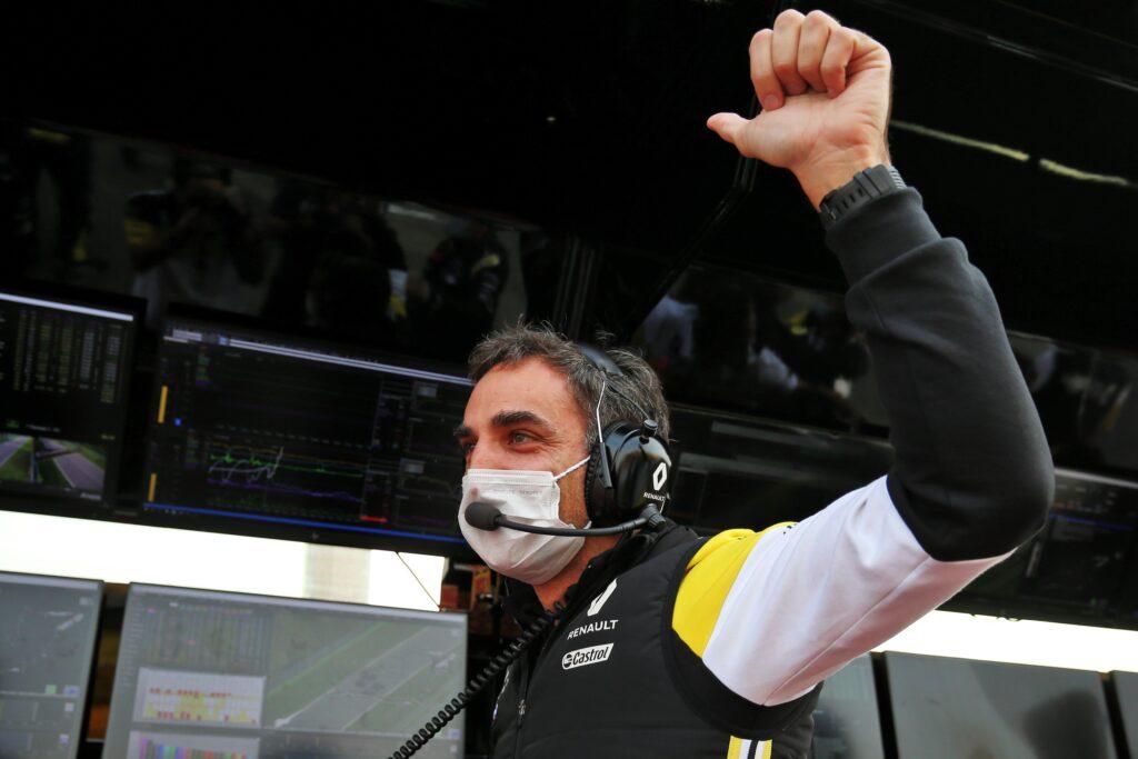 Cyril Abiteboul opuszcza Renault F1 Team i całą Grupę Renault