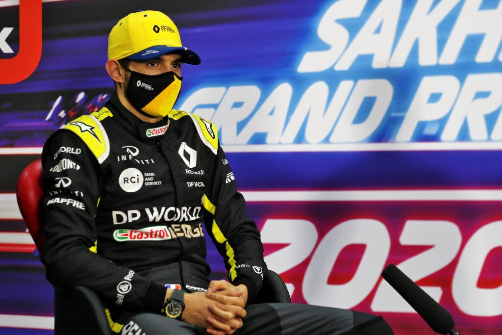 Esteban Ocon weźmie udział w rajdzie Monte Carlo