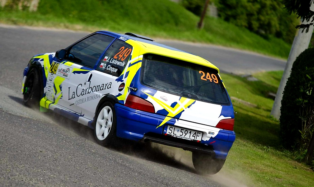 Listewnik Rally Team