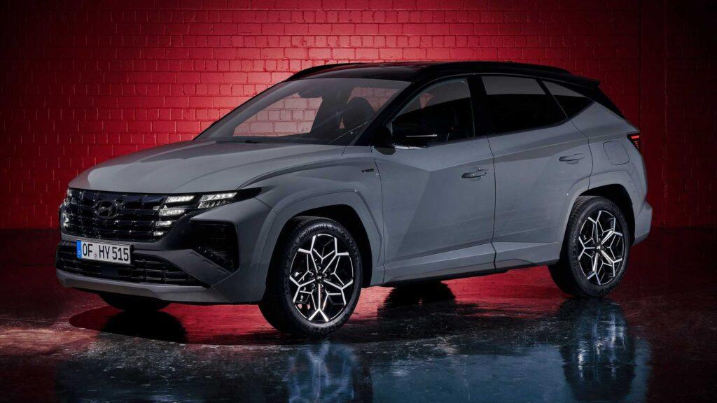 Nowy Hyundai Tucson zaprezentowany w wersji N Line