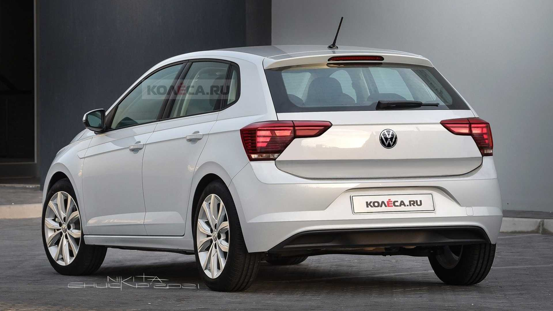 Volkswagen Polo 2021 facelifting
