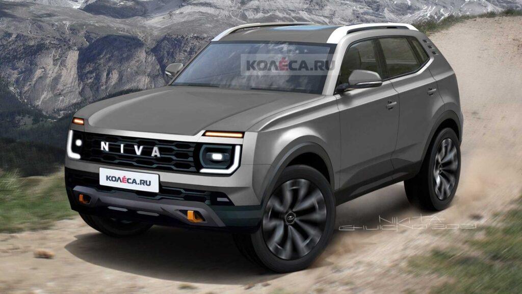 Nowa Lada Niva wraca do łask z pomocą Dacii i Renault