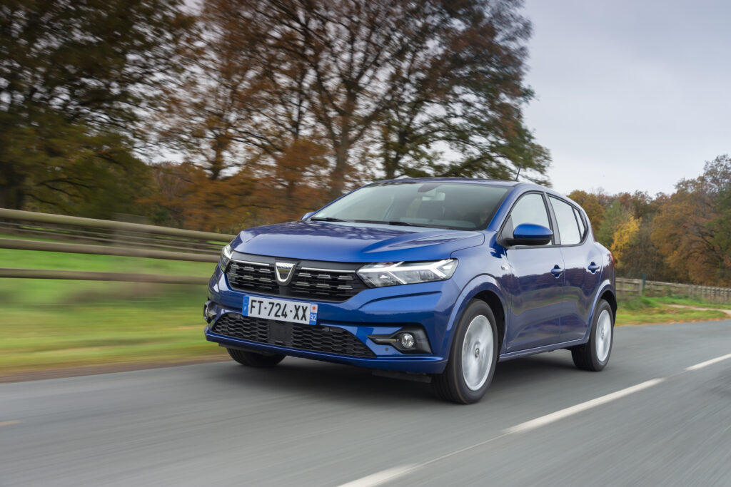 Dacia Sandero, Sandero Stepway oraz Logan – oficjalny cennik w Polsce