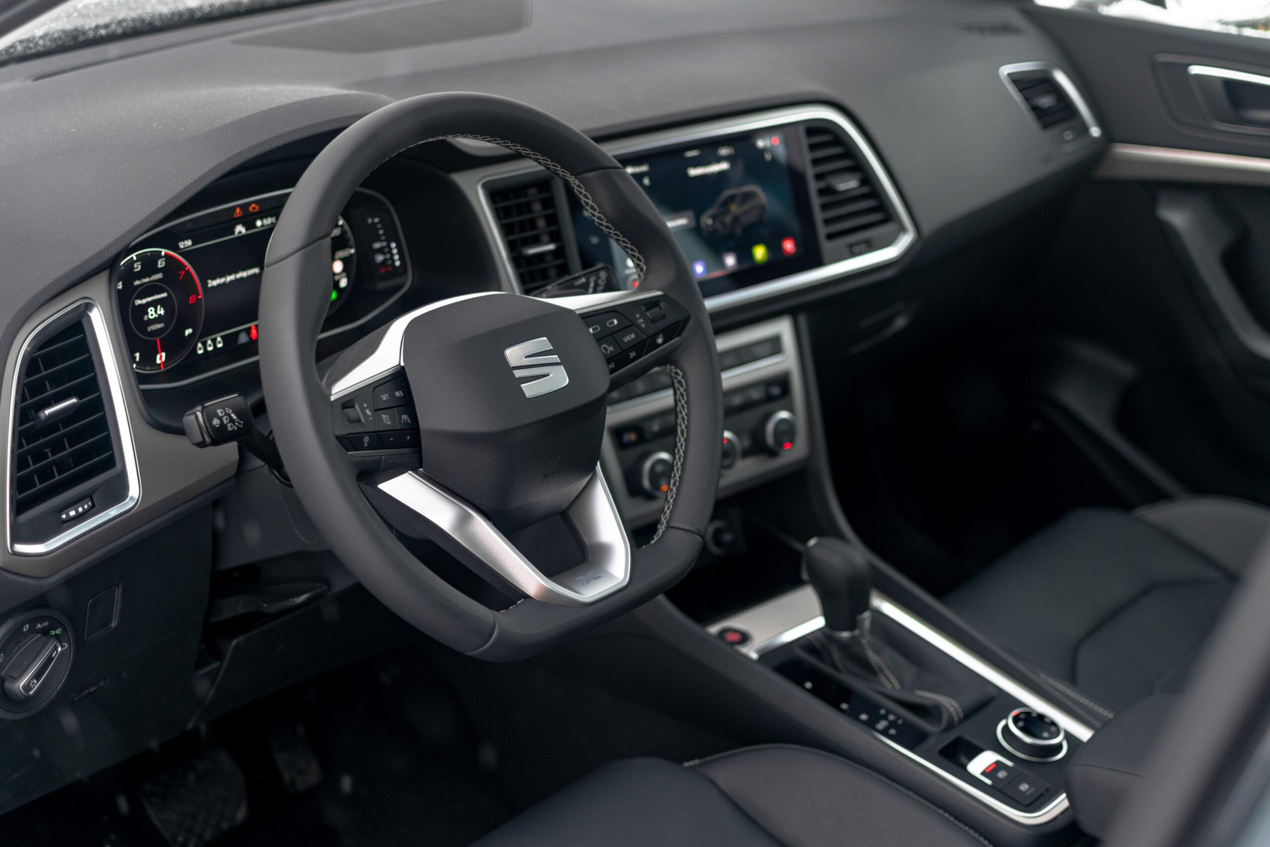 SEAT Ateca 2.0 TSI 190 DSG 4Drive X-PERIENCE
