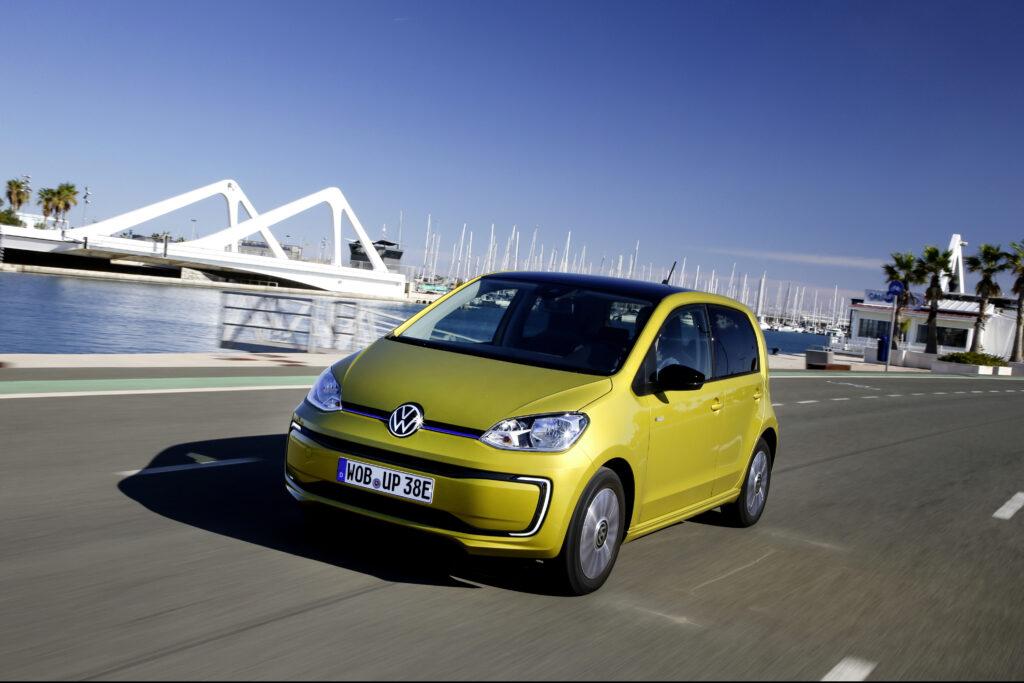 Volkswagen e-up! – ponownie można zamawiać – cena od 99 490 zł