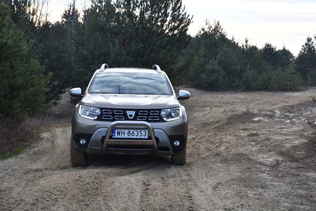 Dacia Duster – auto nie tylko na asfalt, ale również mały offroad