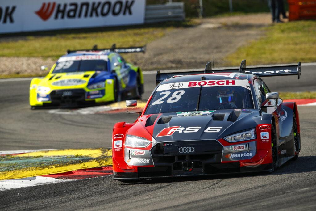 Phoenix Racing kończy współpracę z Audi w DTM i szuka nowych opcji
