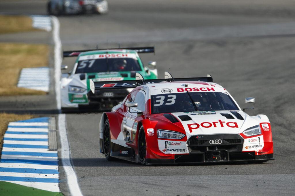 Silnik Audi z serii DTM weźmie udział w Rajdzie Dakar?