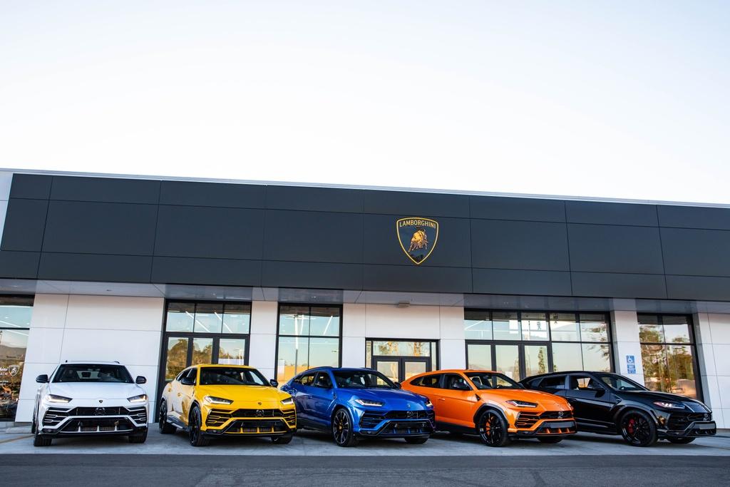 Pewien dealer Lamborghini z USA akceptuje płatności kryptowalutami
