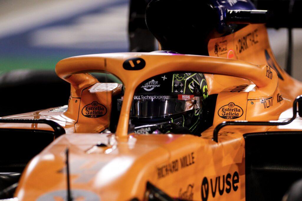 Lando Norris przekonany, że jednostka Mercedesa pomoże McLarenowi