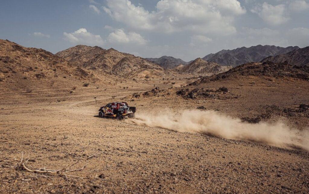 Jakub Przygoński siódmy na pierwszym etapie Rajdu Dakar