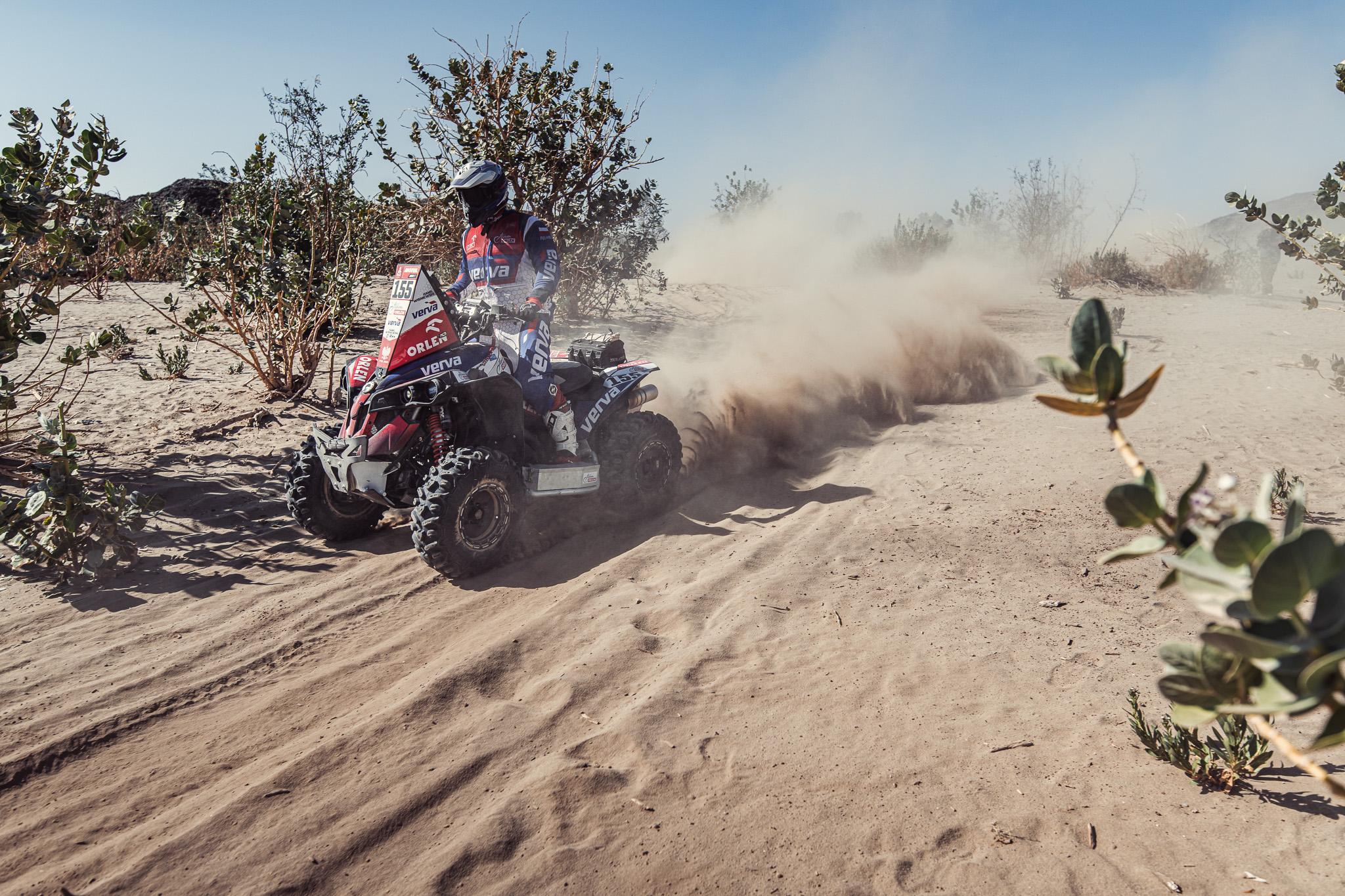 Wiśniewski Przygoński Dakar 2020