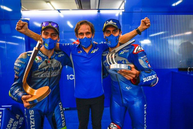 Davide Brivio odchodzi z pozycji szefa Suzuki w MotoGP
