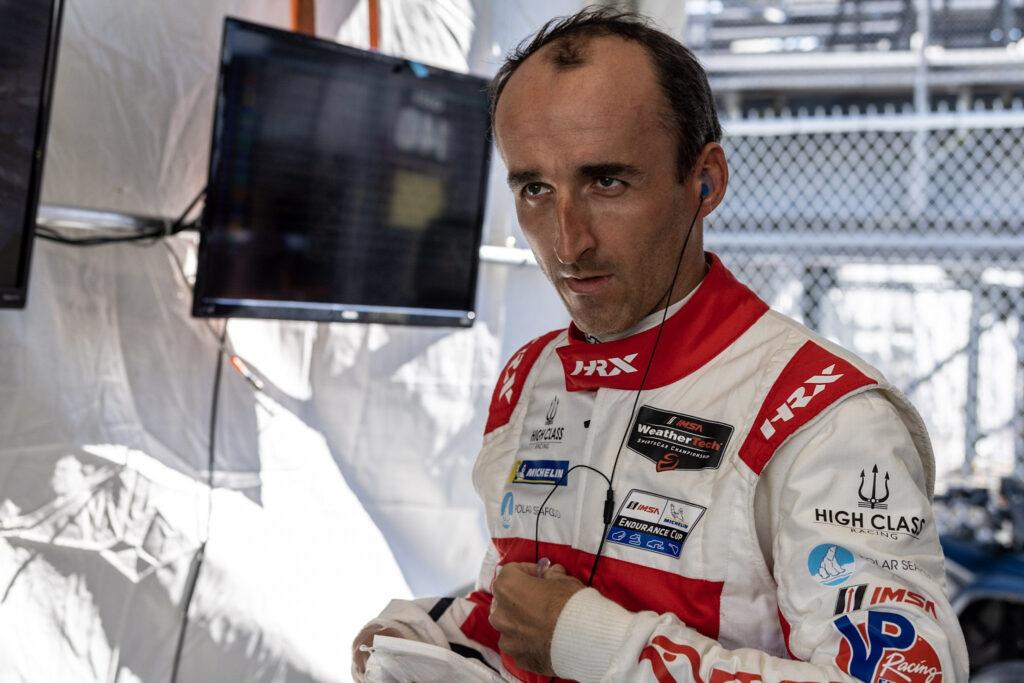 Kubica mierzy w LMP2, oddalając szanse na kontynuację przygody w DTM