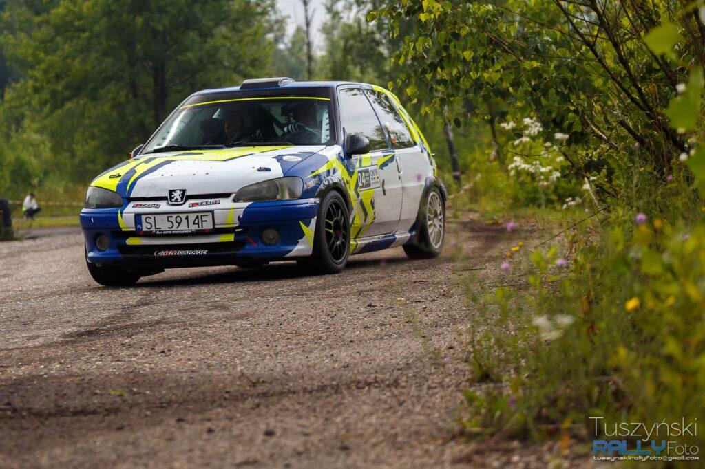 Podsumowanie sezonu 2020: Listewnik Rally Team skoncentrował się na testach