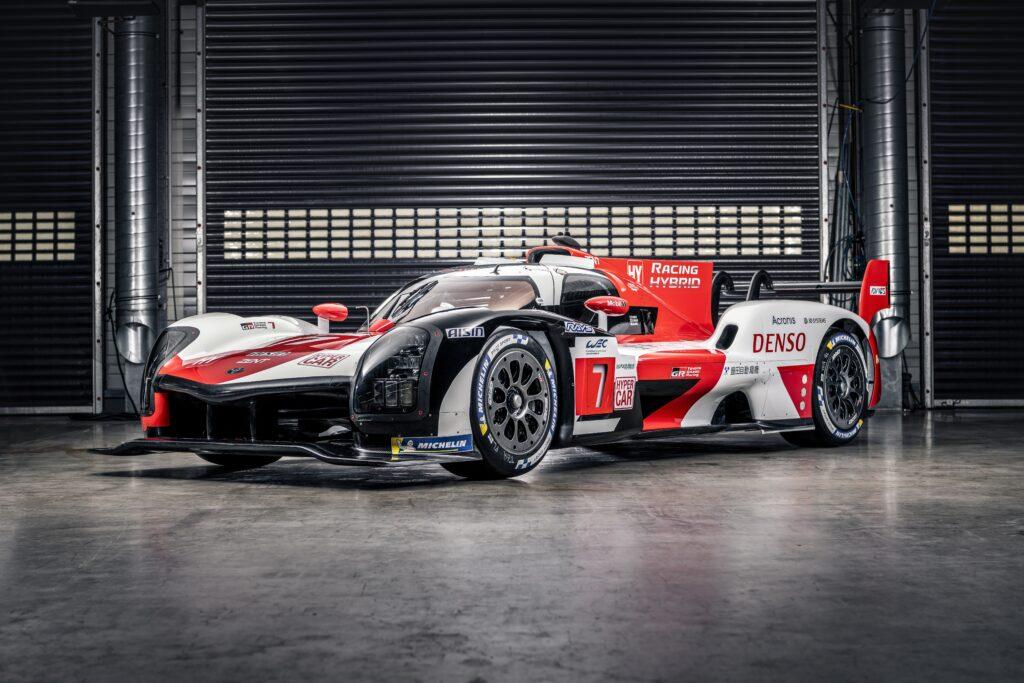 Toyota GR010 Hybrid nowym orężem Japończyków do walki w Le Mans