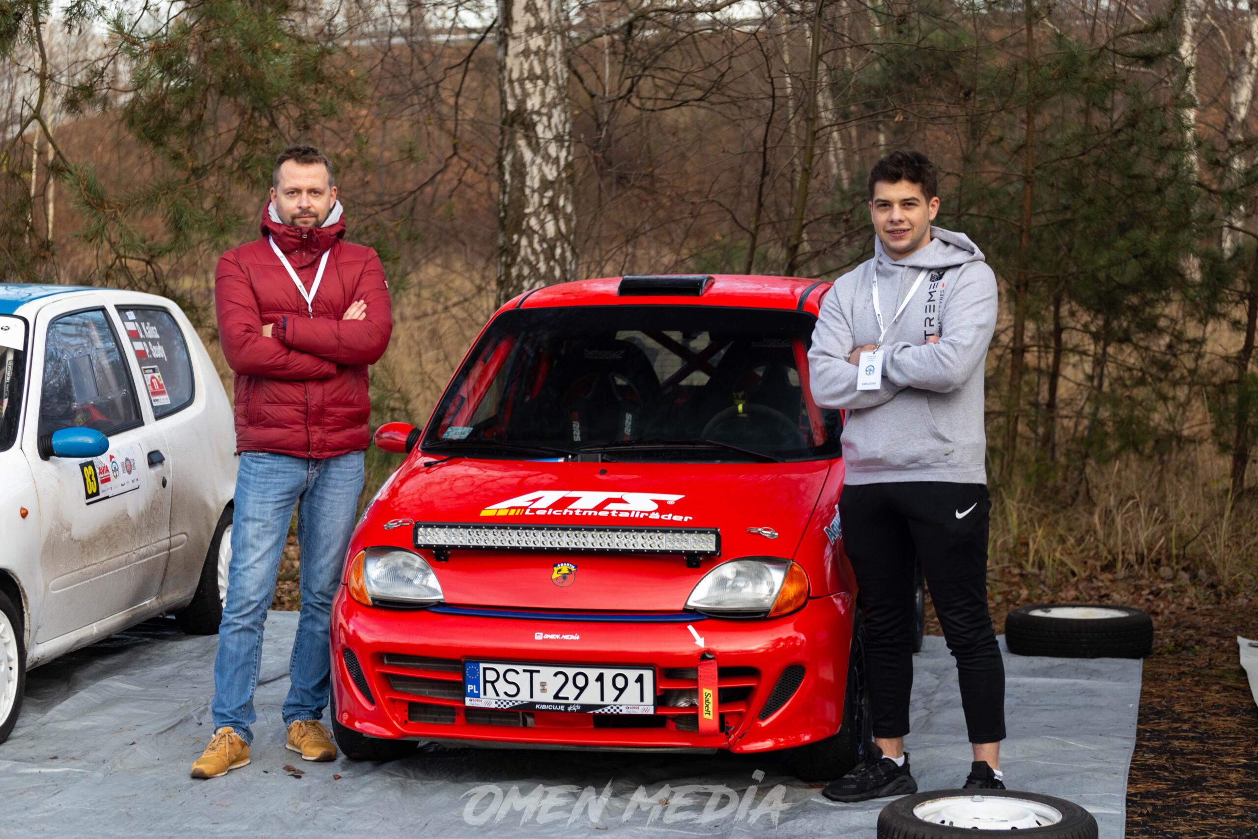 Kuba Niemiec Rally Team