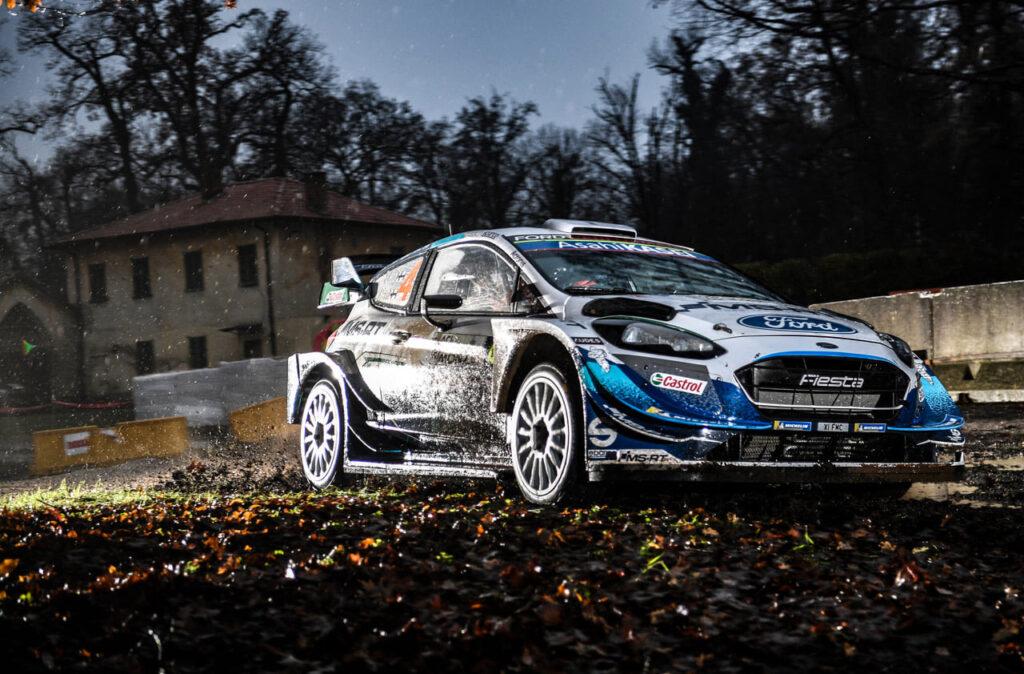 WRC 2021: Teemu Suninen, Gus Greensmith i Adrien Fourmaux w M-Sport Ford WRT