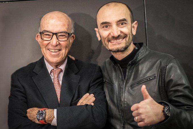 Ducati przedłuża umowę i pozostaje w MotoGP do 2026 roku