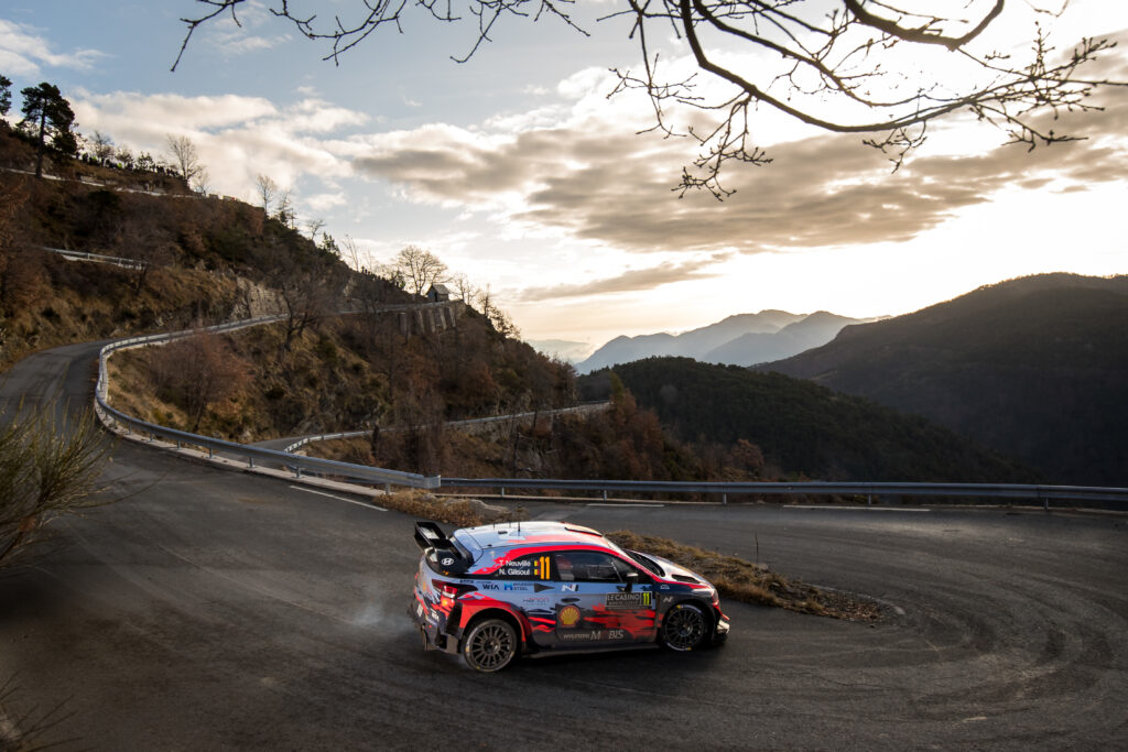 WRC: Hyundai Motorsport celuje w trzeci z rzędu tytuł mistrzowski