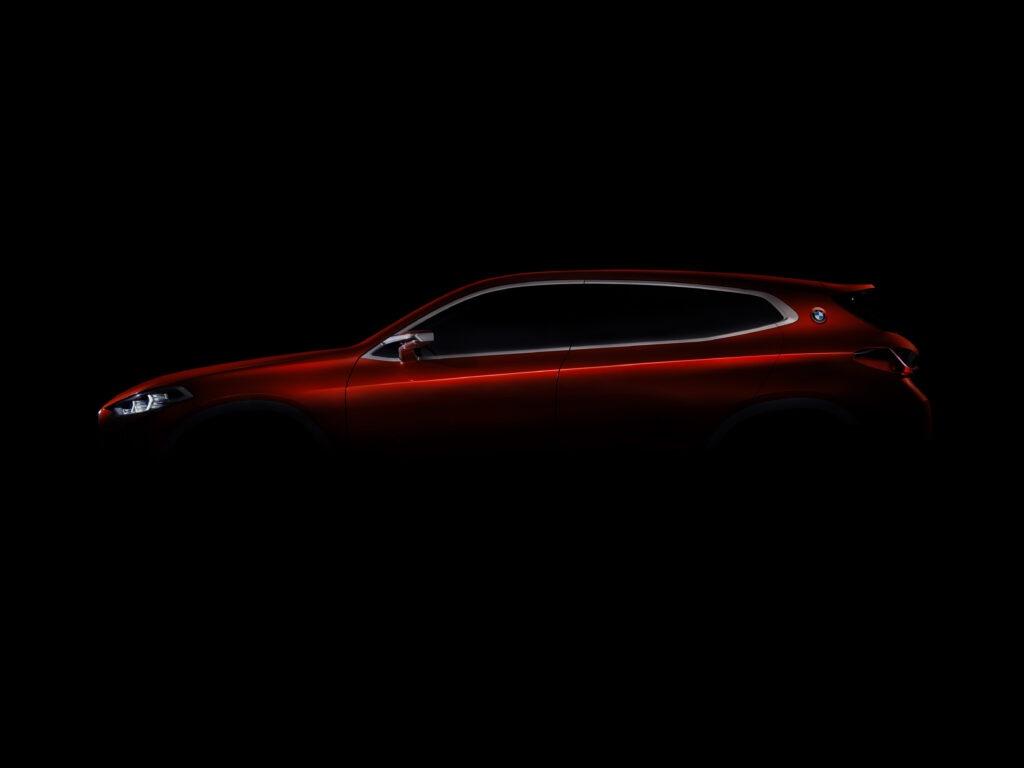 BMW: Nowe X2 urośnie, możliwa też wersja z napędem elekrycznym