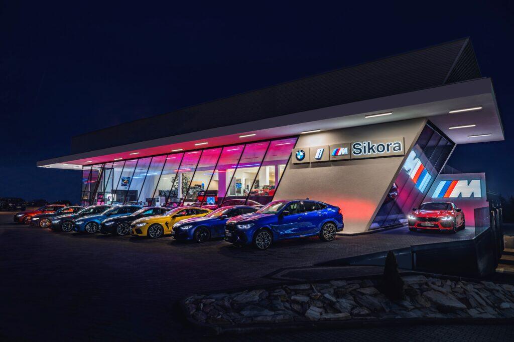 W Polsce powstał pierwszy salon BMW M i M Motorsport w Europie Środkowo-Wschodniej