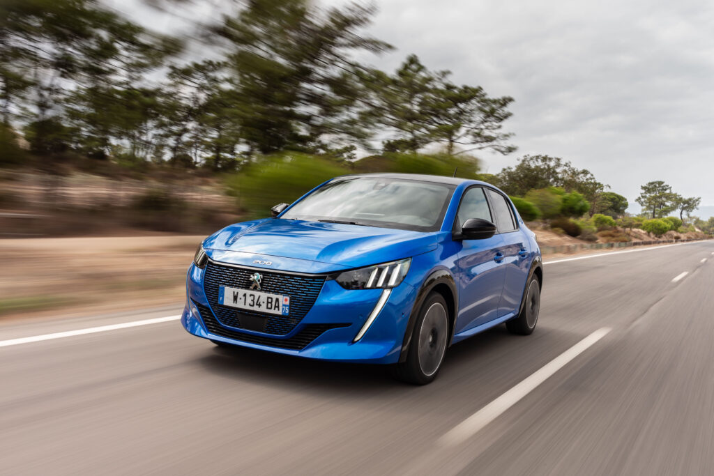 Peugeot w 2020 roku: wzrost udziałów i stale rosnący portfel zamówień