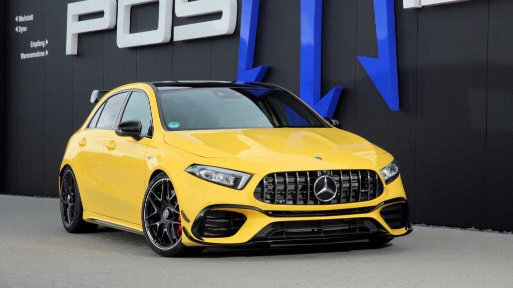 Mercedes – AMG A45s może być jeszcze mocniejszy, za jedyne 1500 euro!