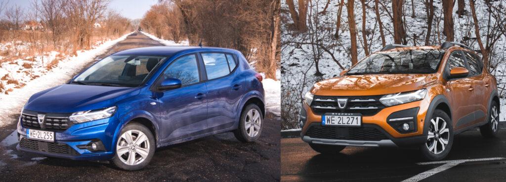 #TEST – 2021 Dacia Sandero oraz Sandero Stepway – ogromny postęp!